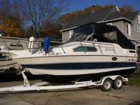 1989 Sun Runner 238 Classic Boat is located in