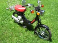 1989 SUZUKI FA 50 LIKE BRAND NEW ONLY HAS 42 MILES ON