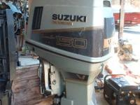 "Suzuki 150 Super Six TNT 20"" (LONG) shaft remote"