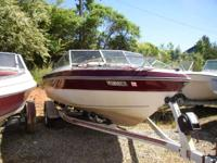 Task Bowrider. 1989 Thompson Cutlass 190 Bowrider