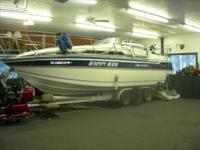 1989 Thompson Daytona 310 Boat is located in Libby