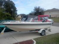 Im selling a GARAGED 1989 Thundercraft with a1987