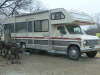 1989 TIOGA in very good working condition. Low mileage