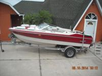 Wellcraft 17 with Mercruiser 3.0 4 Cylinder made by GMC