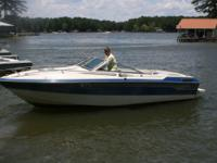 5.7 mercruiser, cuddy cabin, solid boat, good interior,