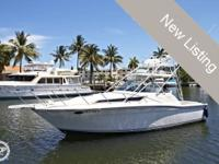 - Stock #080264 - This 1989 Wellcraft 3300 Coastal is a