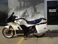 You have actually discovered it. 1989 BMW K100RS