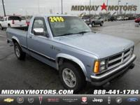 1989 Dodge Dakota Truck Our Location is: Midway Motors