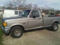 Selling FORD PICKUP Truck Long Bed 1989 - good
