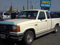 This 1989 Ford Ranger is offered to you for sale by