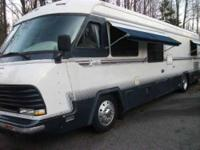 1989 Holiday Rambler Diesel Pusher Limited This Class A
