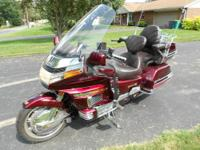 1989 Honda Goldwing Excelent Condition New Inspection,