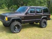 I have an 89 jeep cherokee 4X4 for sale. It has a 4.5
