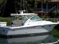 2008 Tiara 30 OPEN The distinctive look of the powerful