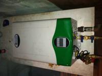 I have a 199,000 btu zero clearance gas water heater