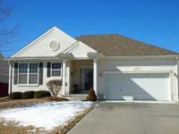 Remarkably clean, move in ready home in Papillion, one