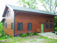 Nows the time to book a night in our nice Cabins . On