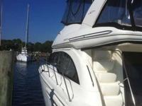 2005 Meridian 411 SEDAN BRIDGE Just reduced $30k!This