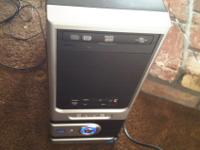 Rarely used Desktop 2.6GHz Computer w/ mouse cd/dvd