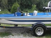 I have a 1990 Glassport bass watercraft: It has a 89