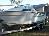 Type of Boat: Power Boat Year: 1990 Make: Sportcraft