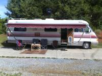 Chaperral motorhome with chevy 454 just 36k miles!