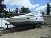 Offered for your consideration is this 1990 Bayliner