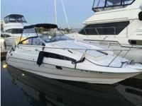 1990 Bayliner 2651 Ciera Sun Bridge. 1990 Bayliner 2651