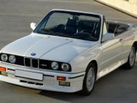 M3 Convertible in Alpinweiss 2 (218) white with full