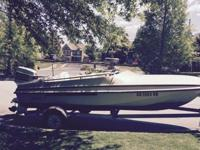 Very rare 1990 15ft Boston Whaler Mischief with low