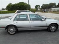 1990 BUICK LESABRE 4DR 6- CYLINDER RUNS VERY GOOD A
