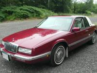 1990 Buick Riviera: Exceptional condition inside and