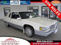 CREAM PUFF HERE!!! ONLY 68K MILES!!! ONE OWNER BEAUTY!!