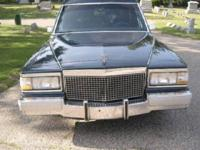 1990 Cadillac Fleetwood Brougham Hearse by Eureka