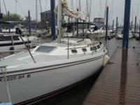 I am selling my 1990 Catalina 30 foot sailboat. Good