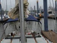 I am selling my 1990 Catalina 30 foot sailboat good