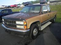 This 1990 Chevrolet K2500 is priced to sell at $4,985.