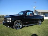 1990 CHEVROLET 454 SS PICKUP, FACTORY 454 SS TRUCK NOT