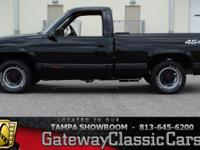 Stock #589-TPA 1990 Chevrolet C1500  $22,995 Engine: