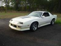 1990 Chevrolet Camaro IROC-Z in Good Condition ! This