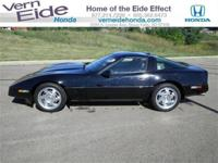 This is a Chevrolet, Corvette for sale by Vern Eide