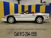 1990 Chevrolet Corvette for sale with only 34,700