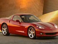 Make:  Chevrolet Model:  Corvette Year: