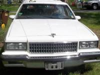 1990 Chevy Caprice Station Wagon. 127,126 initial