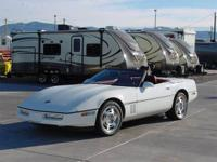 1990 Chevy Corvette Convertible - Soft Top Convertible,