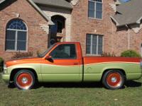 Up for sale is a 1990 Chevrolet 1500, this is a