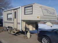 "Looking to sell my old 5th wheel. I am the 3rd ""known"""