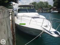 1990 Cruisers 3270 Esprit For Sale! - all fresh water