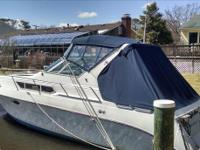 Boat is located in Toms River,New Jersey.Please contact