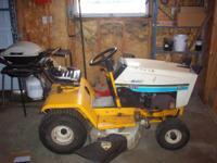 1990 Cub Cadet 1320 hydro For Sale 1990 Cub Cadet 1320
